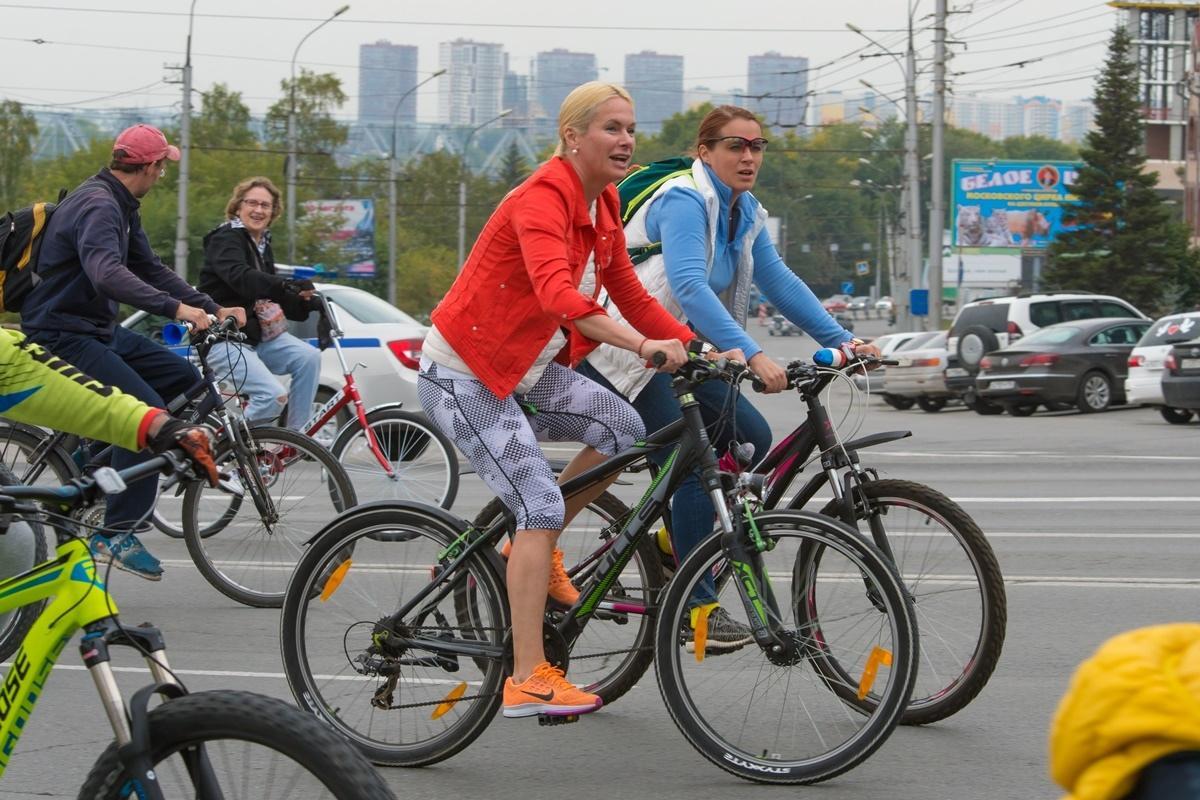 Сибирский велопробег-2019