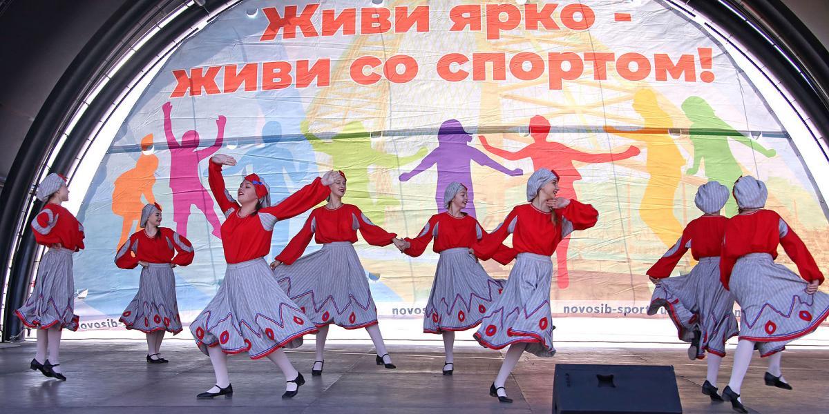 «Кросс нации – 2019» на Михайловской набережной