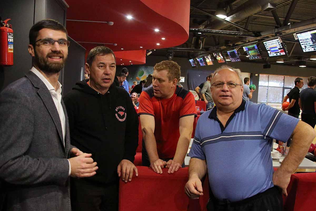 XXV спартакиада по боулингу среди команд администраций районов и мэрии г. Новосибирска