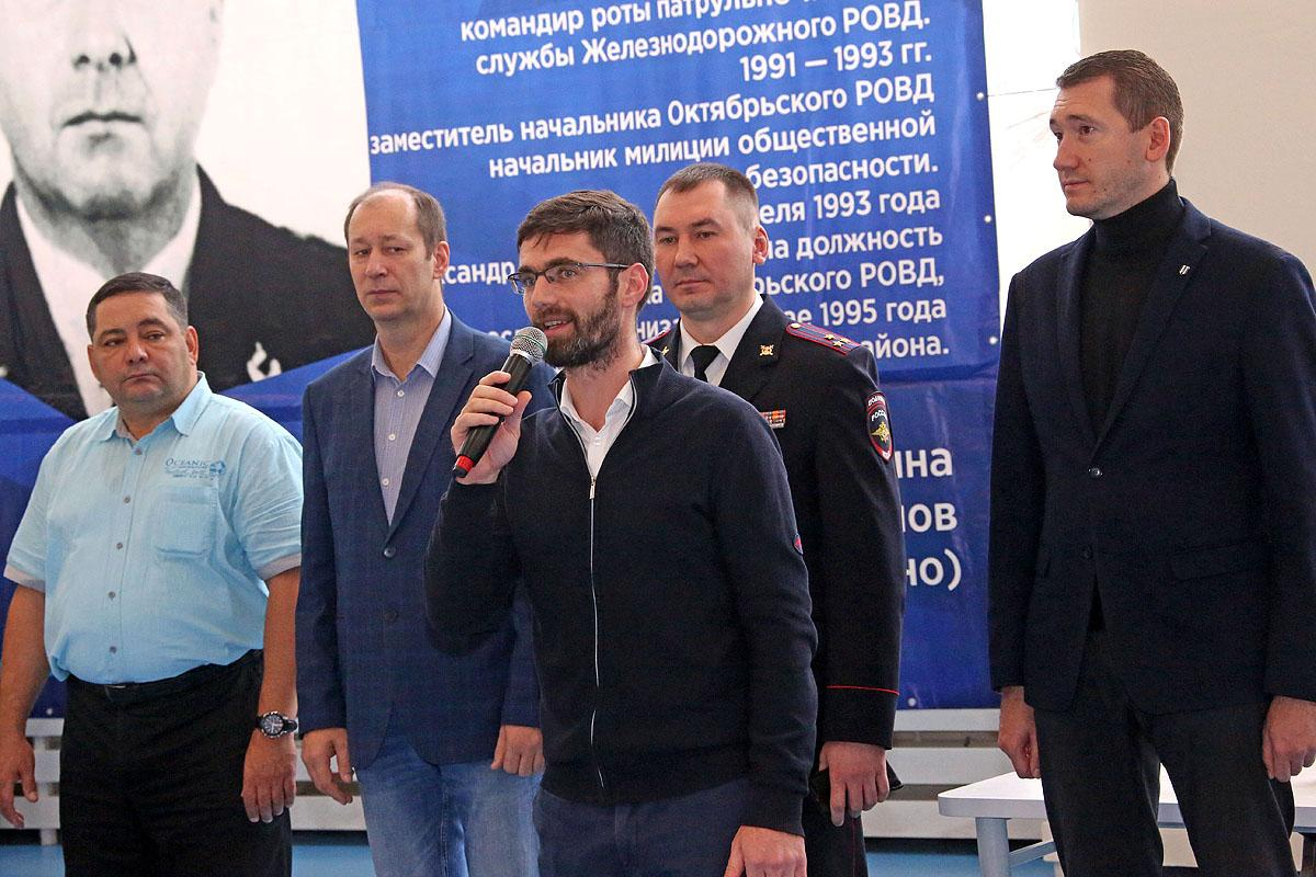 Турнир по дзюдо памяти А.Пименова