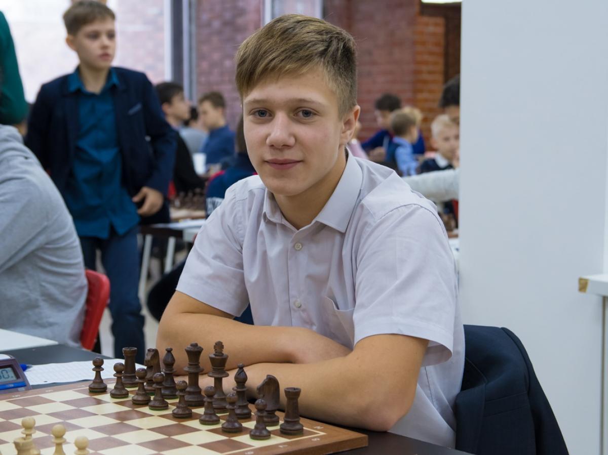 Первенство Сибирского федерального округа по шахматам