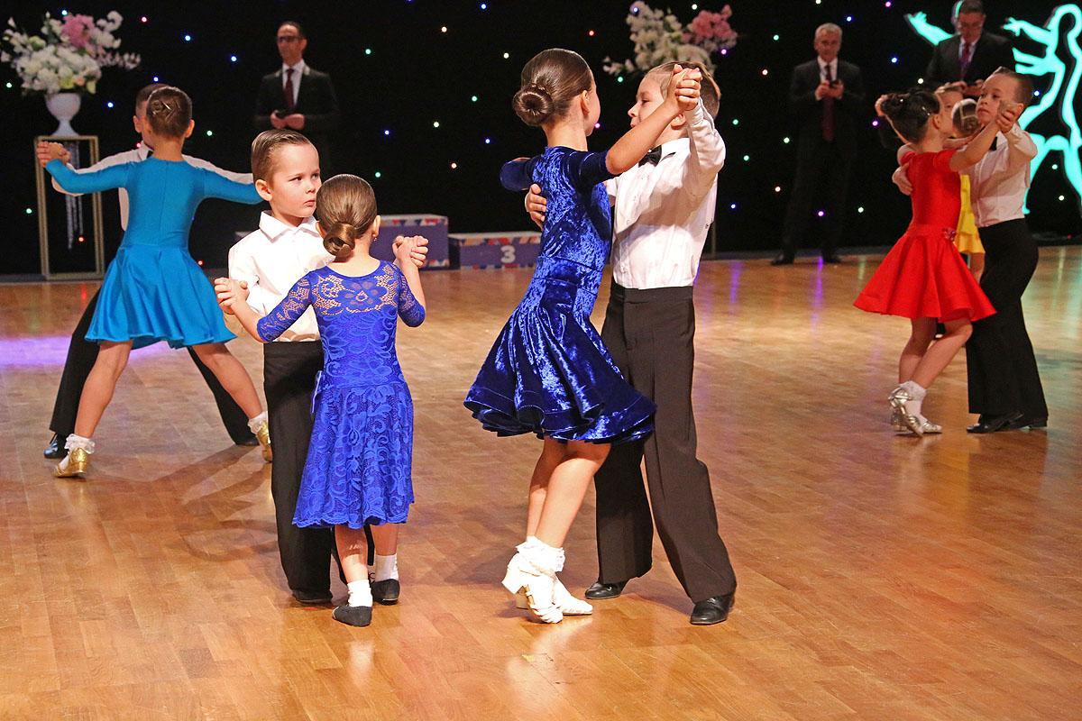 Кубок мэра города Новосибирска по танцевальному спорту