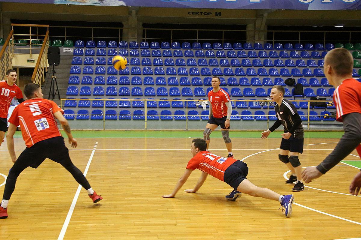 Четвертый благотворительный турнир по волейболу среди корпоративных команд «Добрый Волейбол».
