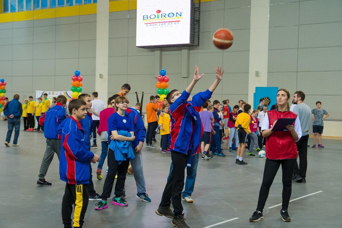 Финал городского фестиваля «Живи со спортом – поверь в себя»