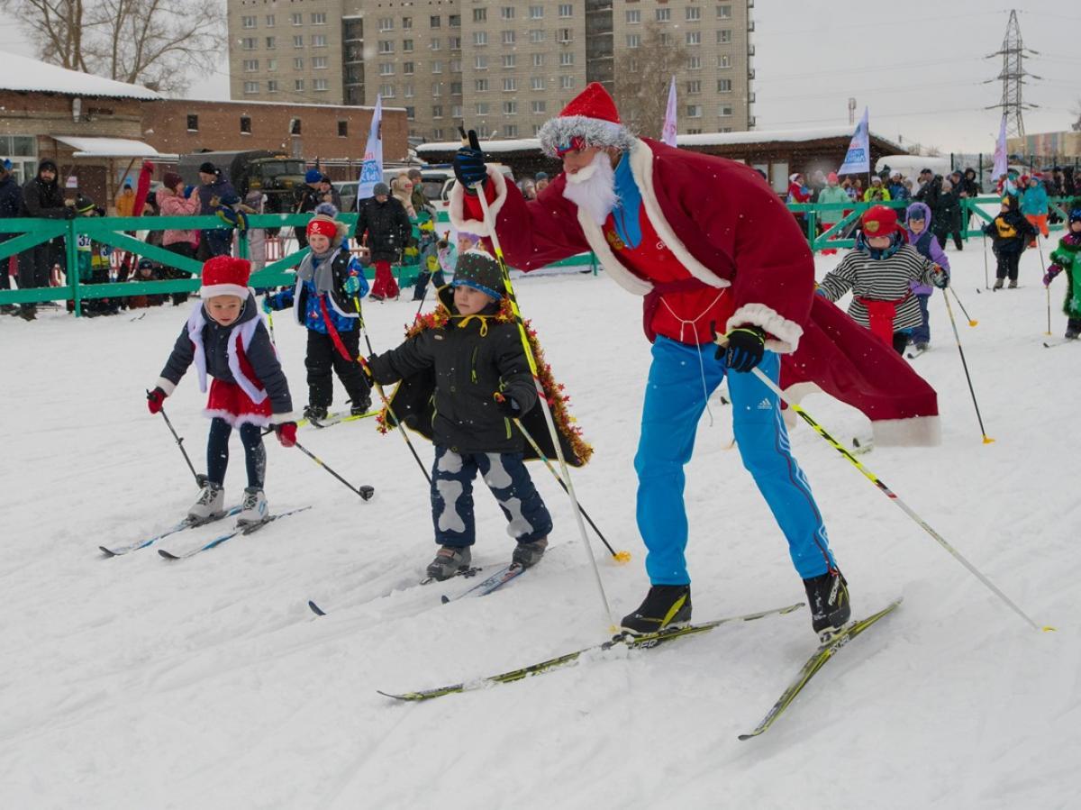 Открытие зимнего лыжного сезона 2019-2020