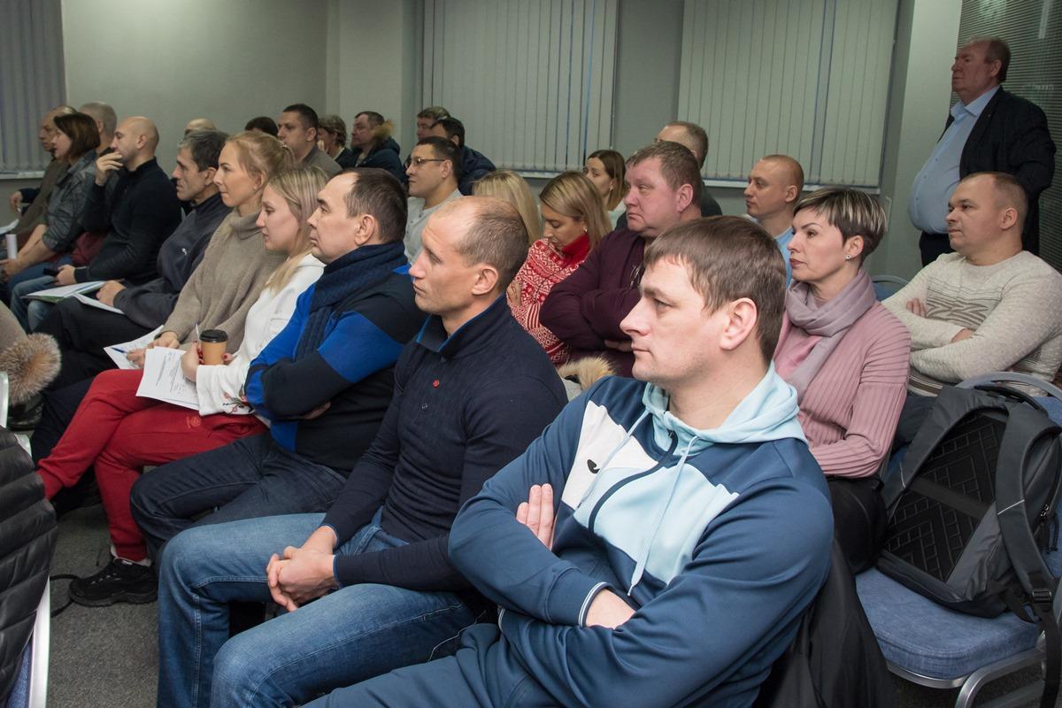 Новосибирские тренеры повышают профессиональный уровень