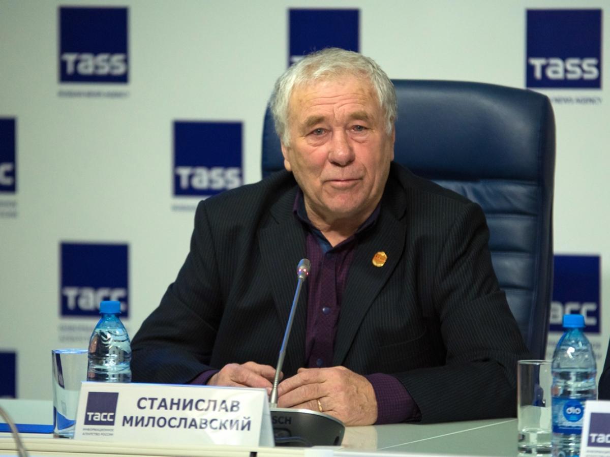 Пресс-конференция Лыжня России