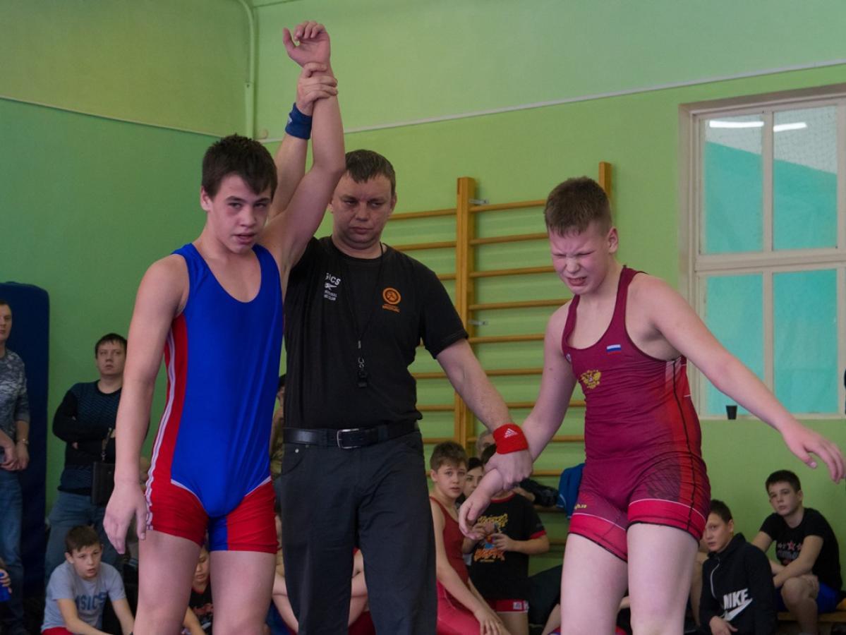 Кубок по вольной борьбе
