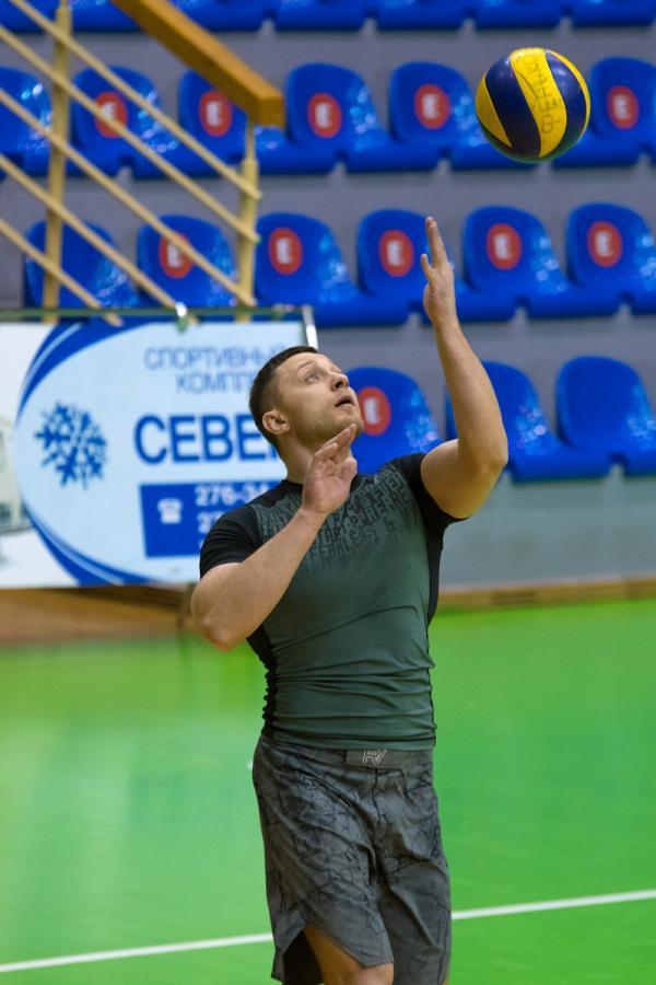Комплексная спартакиада среди полицейских и сотрудников МВД по Новосибирску (волейбол)