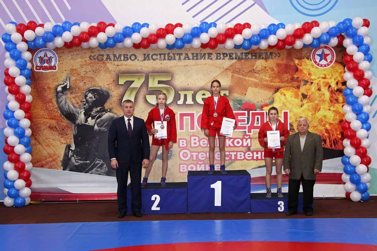 Первенство Новосибирской области по самбо памяти кавалера ордена Красной Звезды Михаила Шворнева