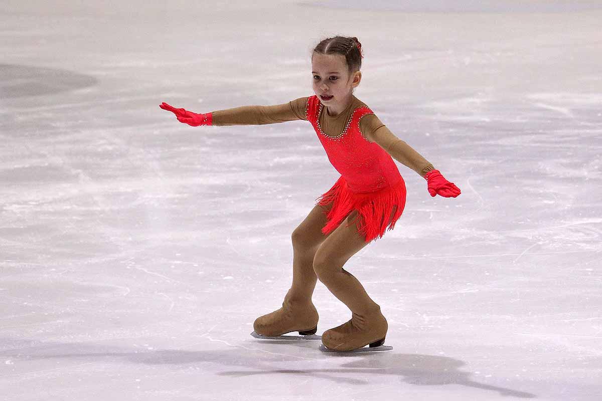День зимних видов спорта. Фигурное катание.