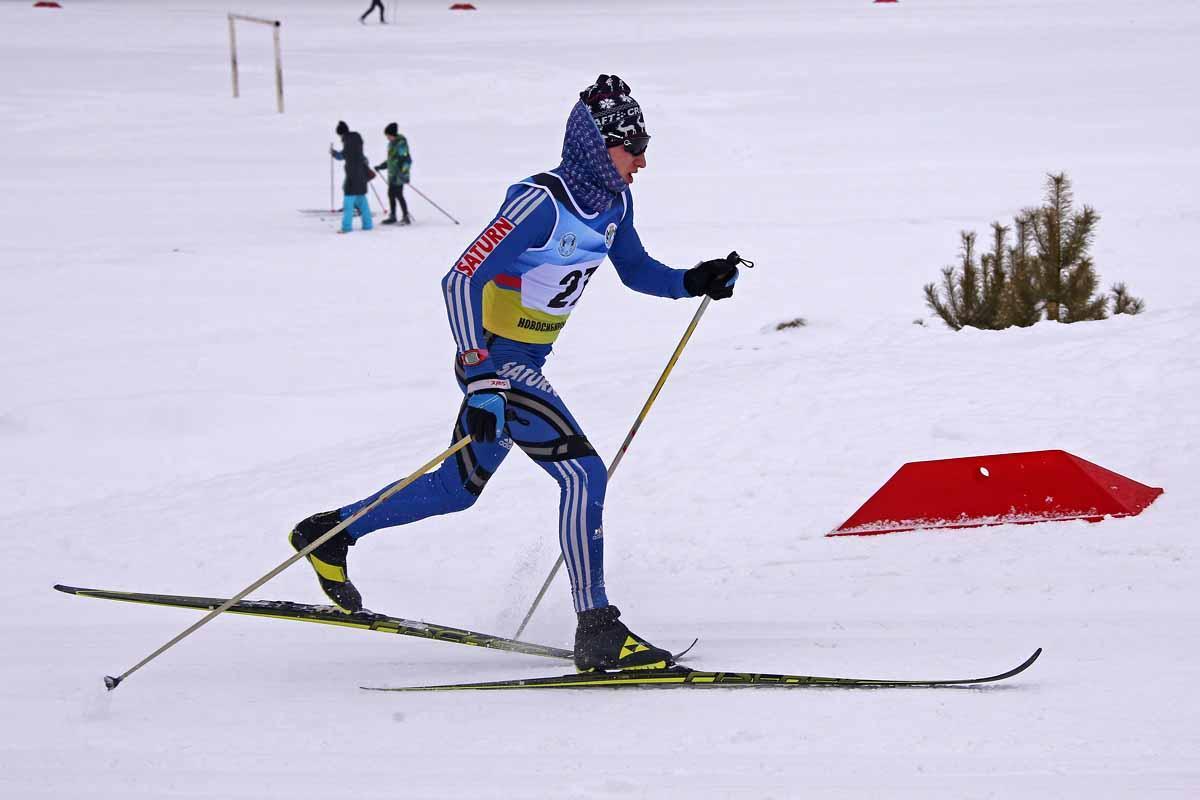Лыжные гонки. Мемориал Федора Ивачева.