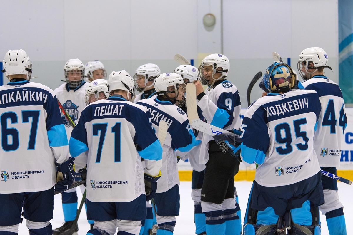 «XXVIII Зимняя спартакиада» Новосибирска. Хоккей