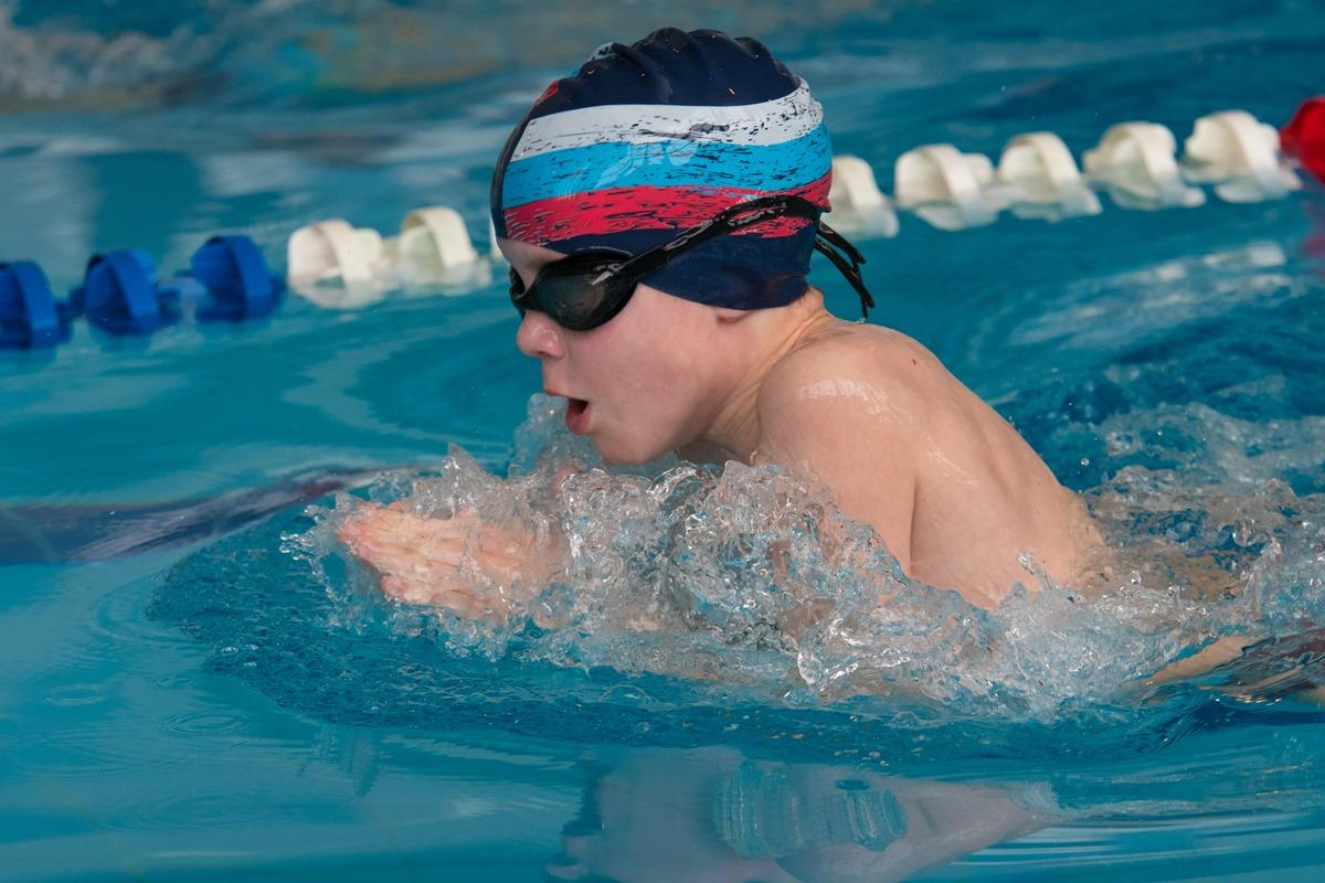 Первенство центра водных видов спорта по плаванию.