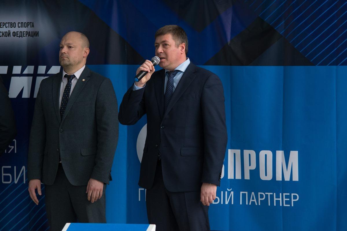 Кубок России по плаванию.