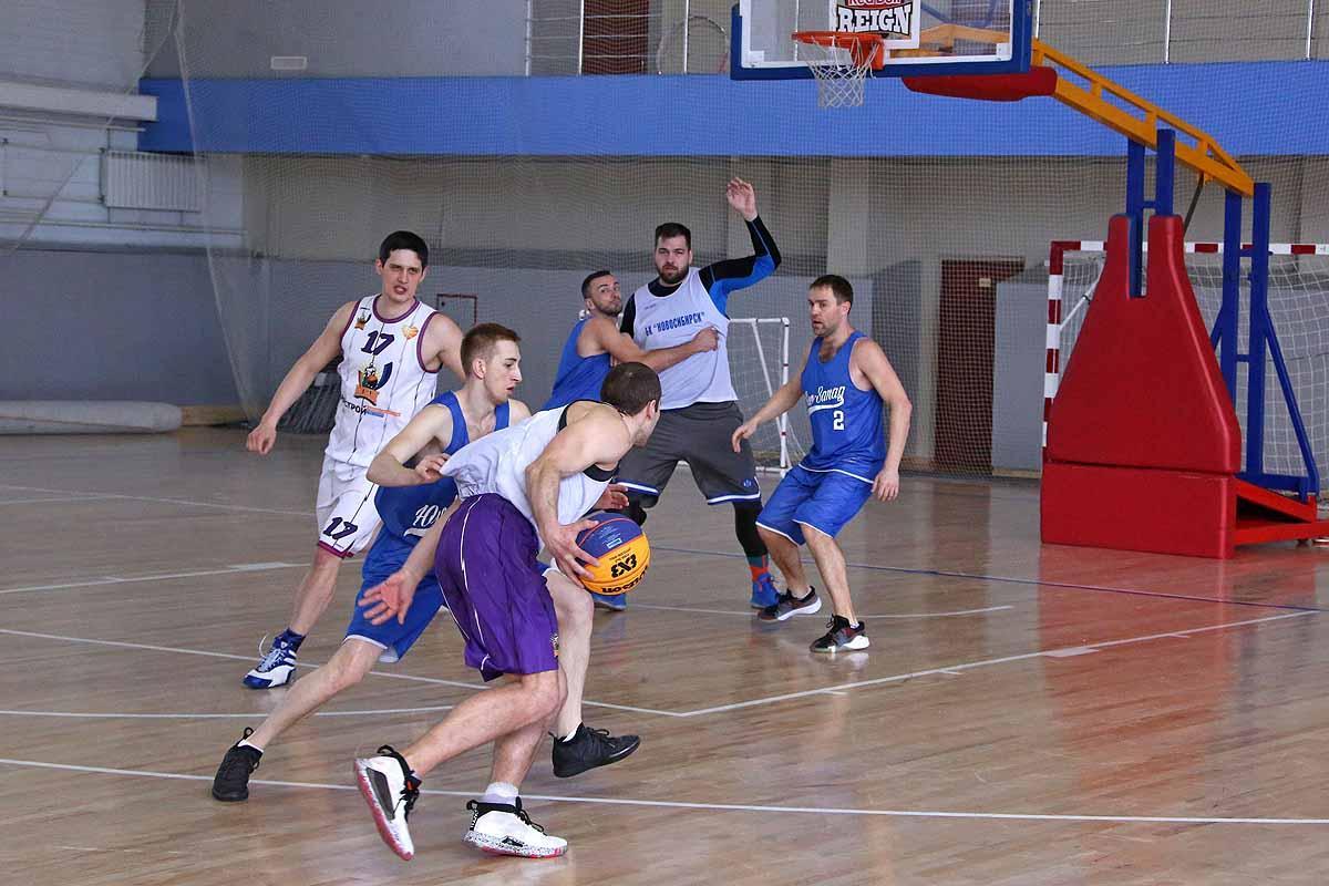 Баскетбол 3 х 3. Вся красота игры.