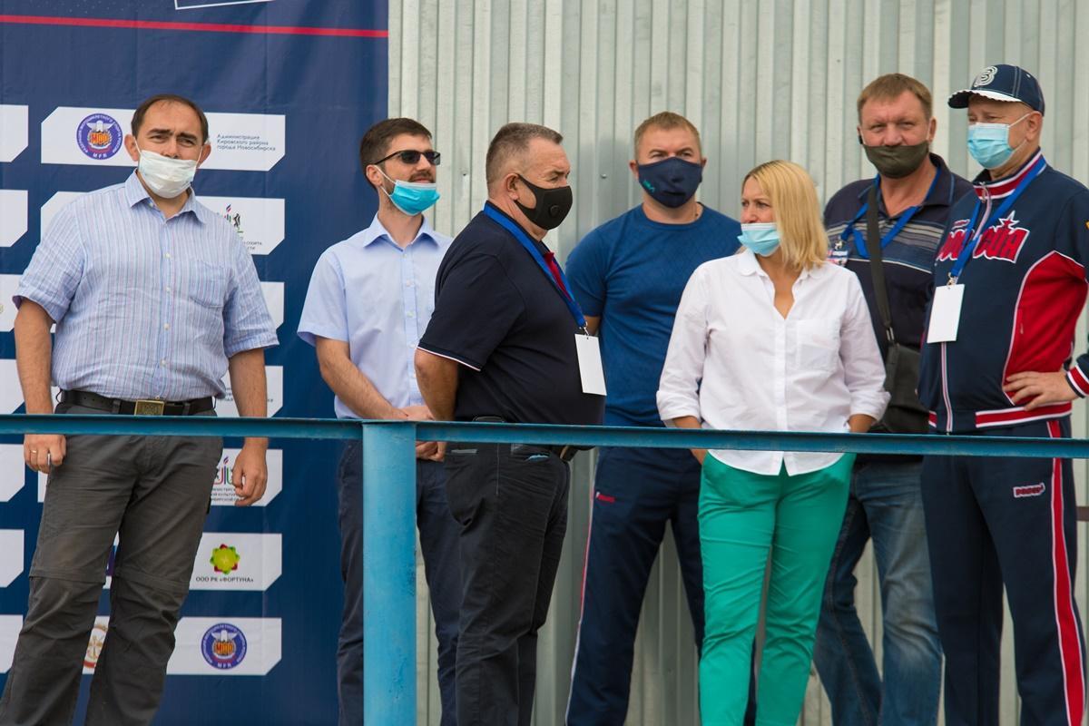 Чемпионат России по спидвею.