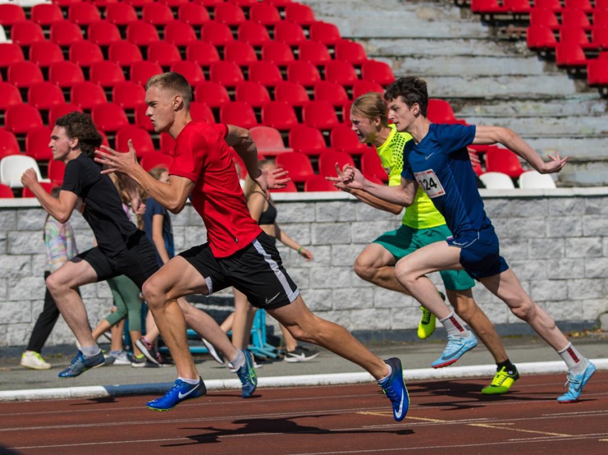 Чемпионат и первенство города Новосибирска по легкой атлетике