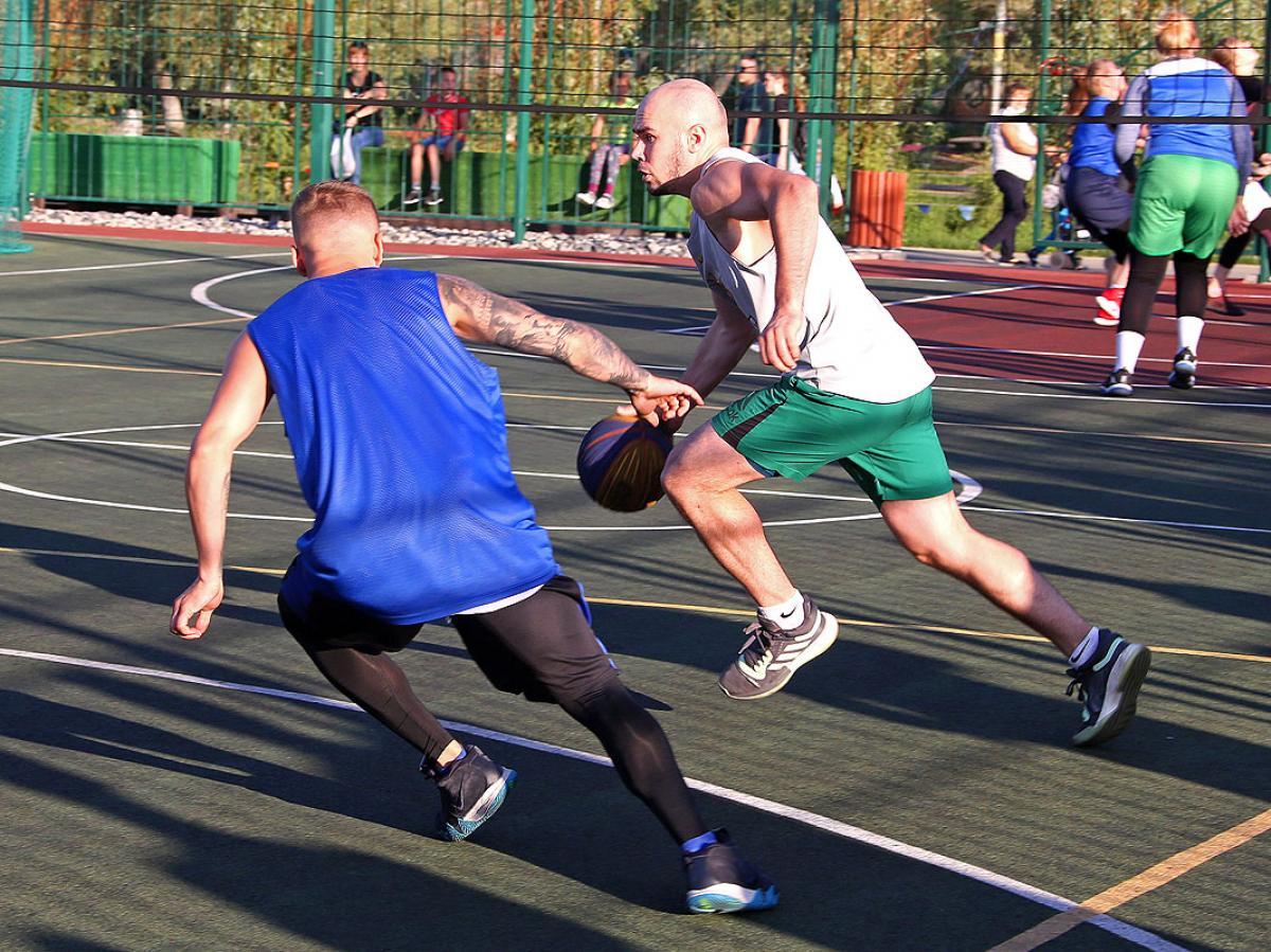 Баскетбол 3*3