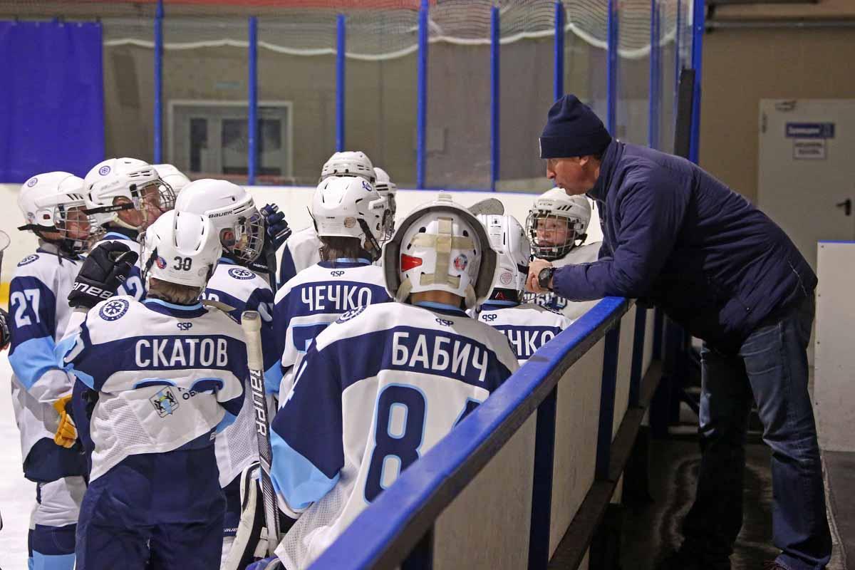 Первенство города Новосибирска среди детско-юношеских команд в сезоне 2020/2021