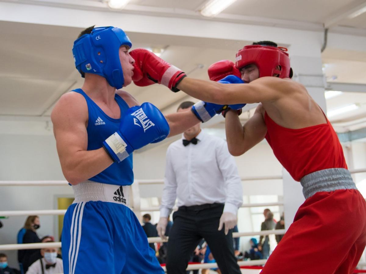 Турнир по боксу памяти Николая Дергунова