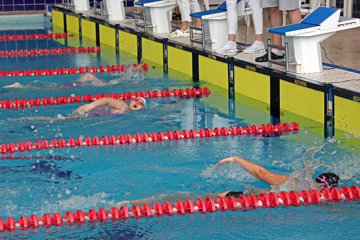 1 этап первенства Новосибирской области по плаванию памяти А.Н. Лякишева