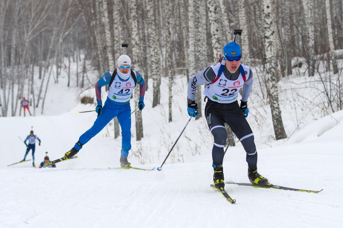Всероссийские соревнования по биатлону «Приз Е. Глинского»