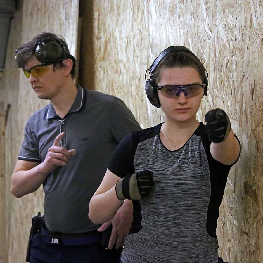 Практическая стрельба. Матч памяти Героя России Алексея Дергунова