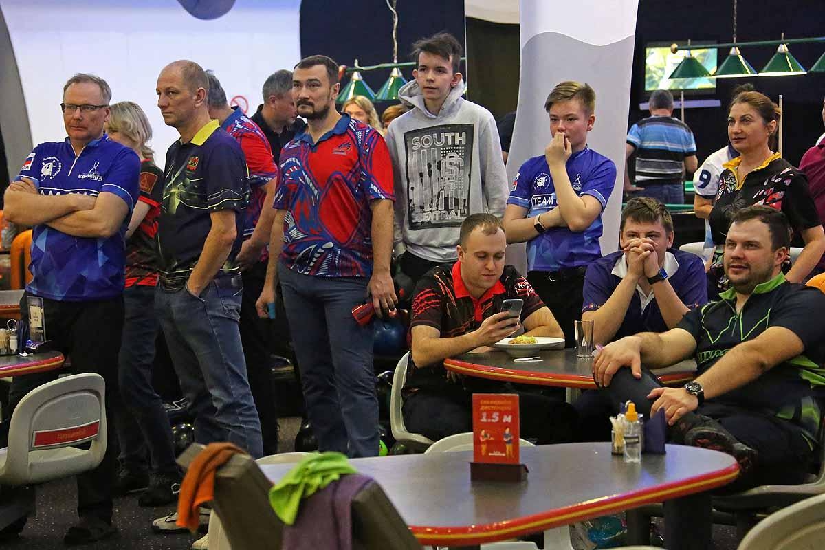 Чемпионат Новосибирска по боулингу