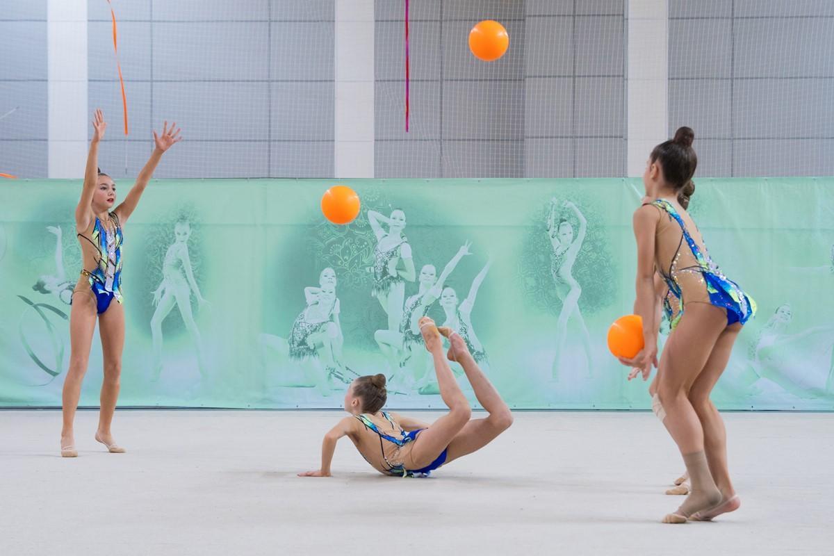 Чемпионат и первенство города Новосибирска по групповым упражнениям по художественной гимнастике