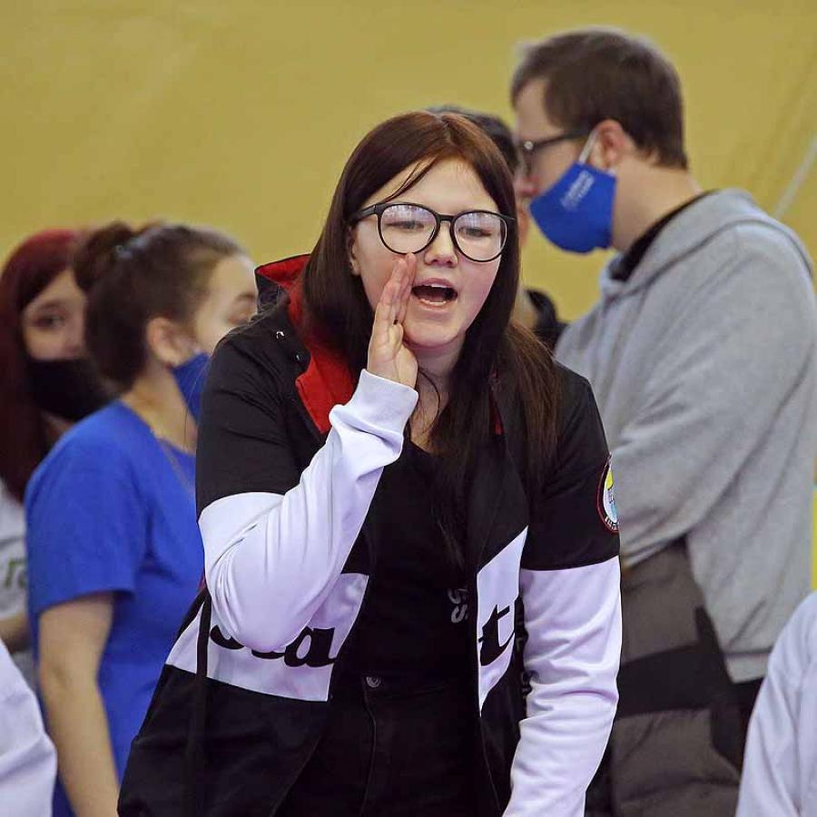 Чемпионат и первенство Новосибирской области по каратэ.
