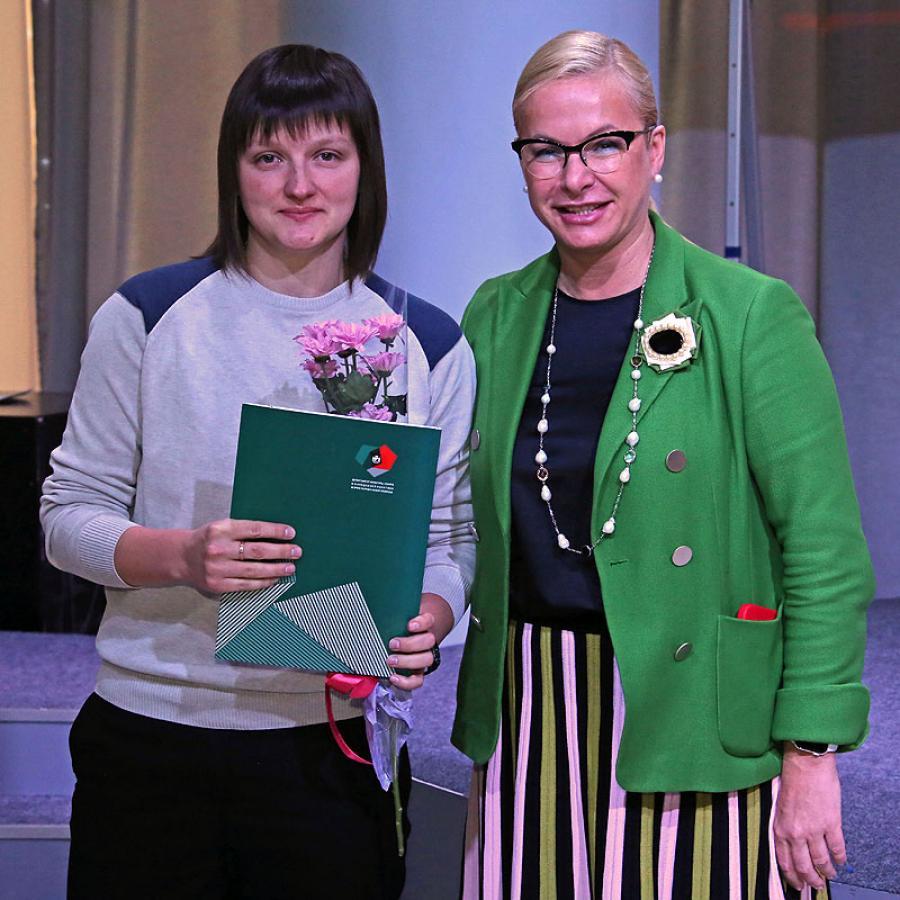 Награждение сотрудников ДКСиМП по итогам 2020 г.