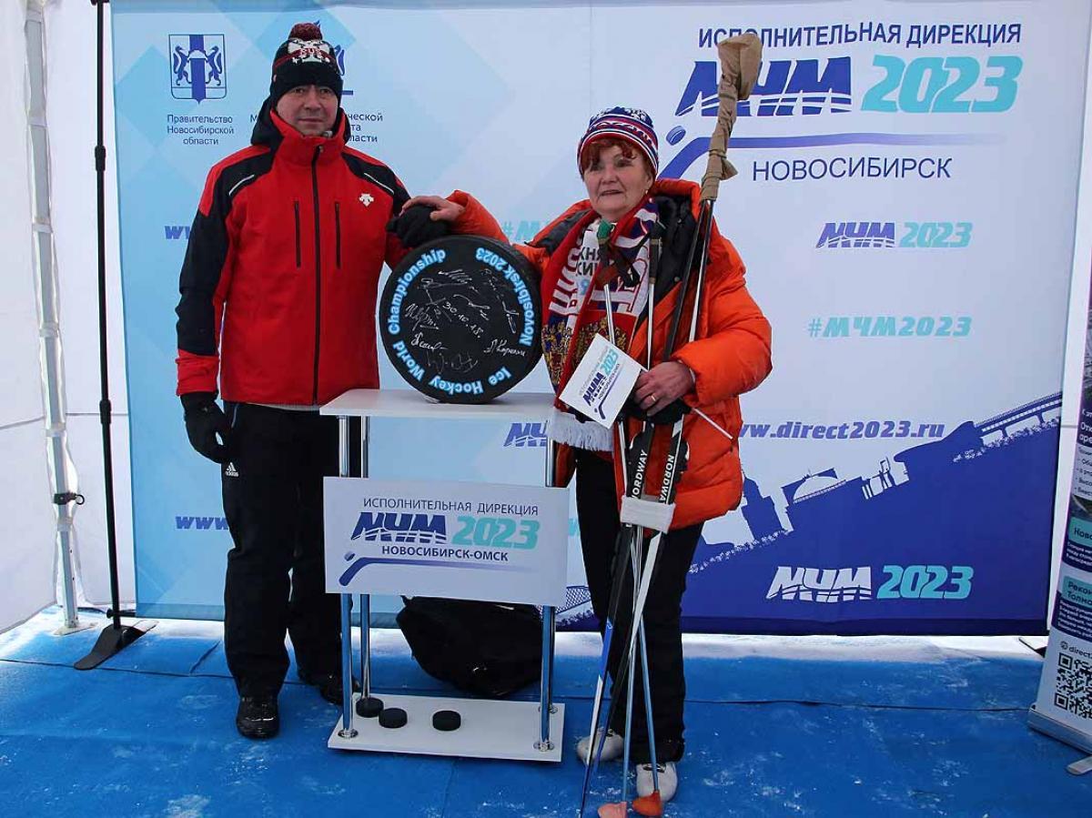 Лыжня России (альбом 2)