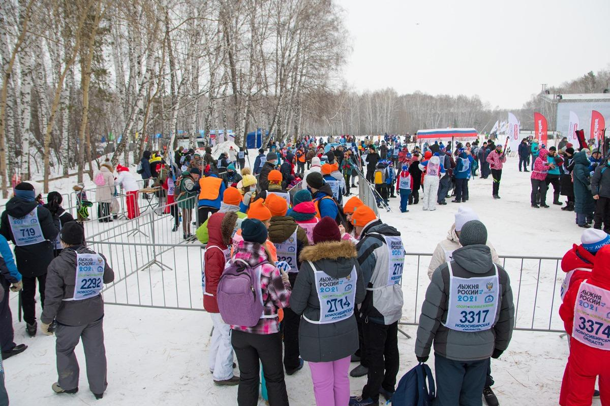 Лыжня России (альбом 3)