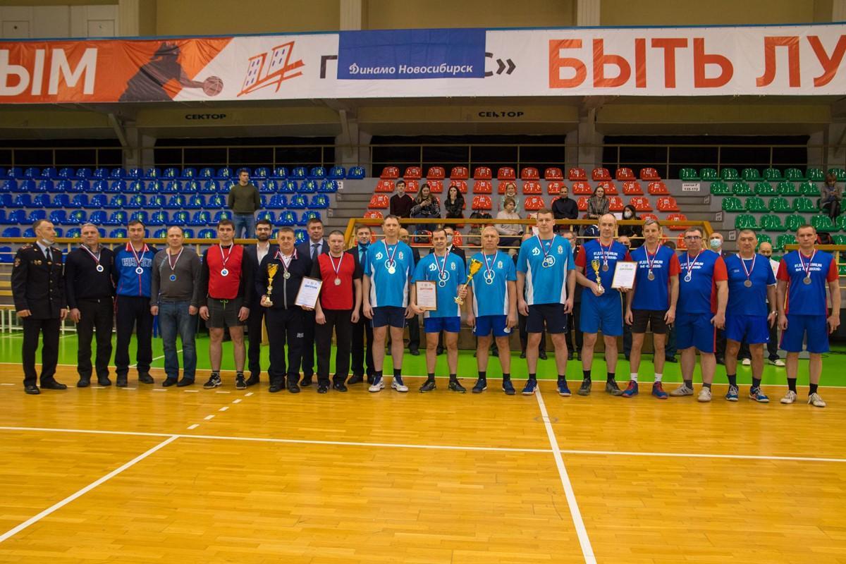 74-й Комплексная спартакиада Новосибирской областной организации Общества «Динамо»!