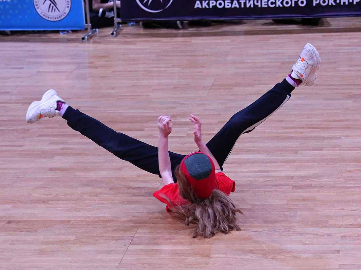 Всероссийские соревнования по брейкингу