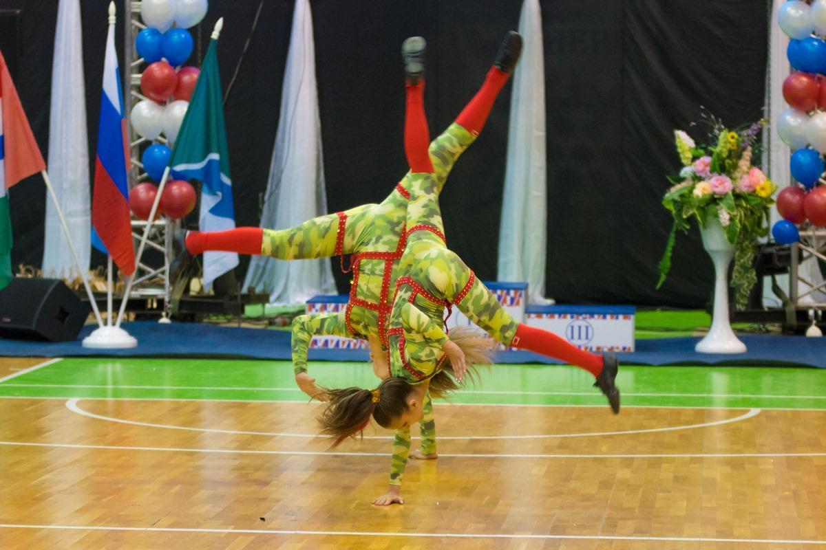 Акробатический рок-н-ролл