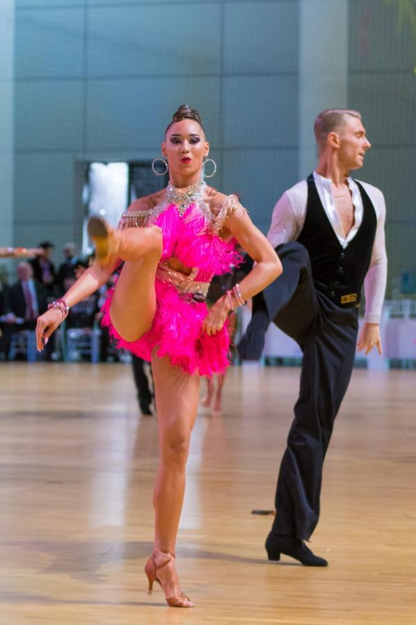 Региональные соревнования по танцевальному спорту  «Сибирский Марафон 2021 им. Н.С. Шадриной»