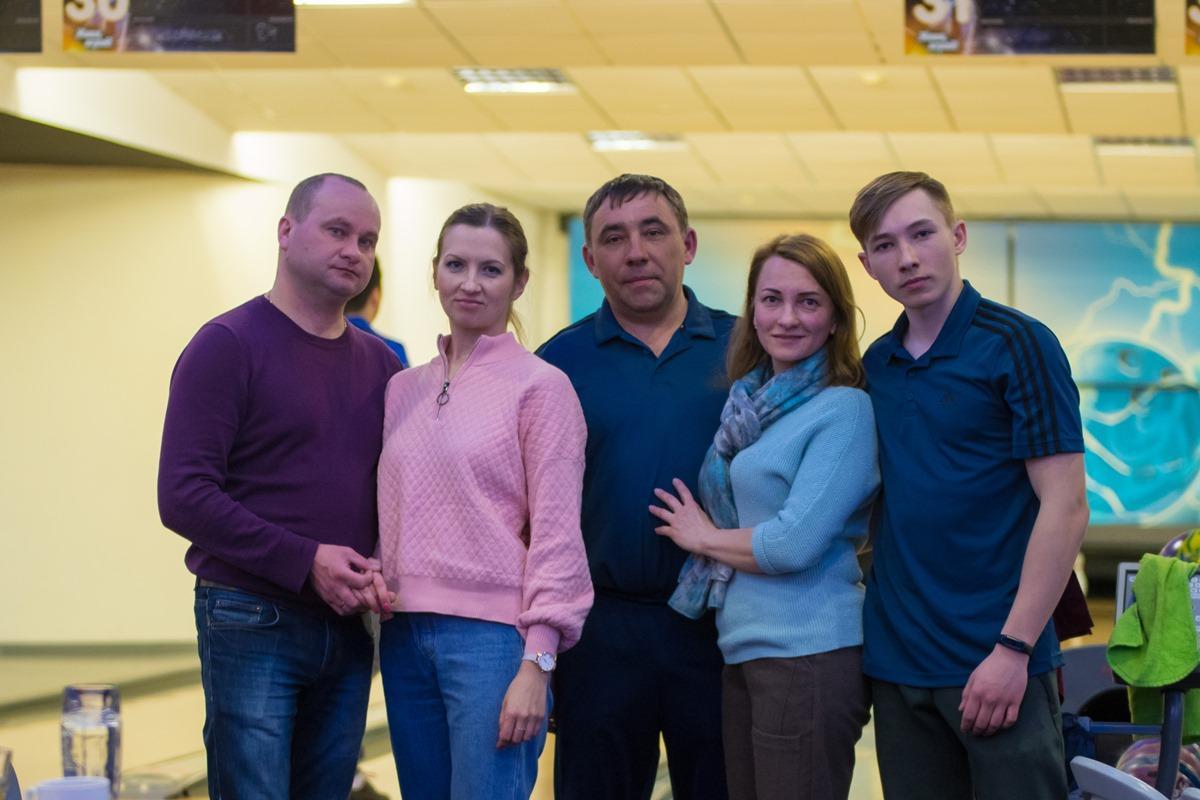 Первенство города Новосибирска по боулингу