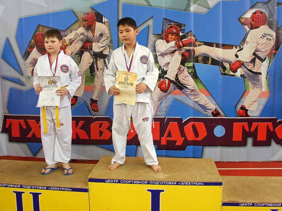 Кубок Новосибирска по тхэквондо ГТФ.