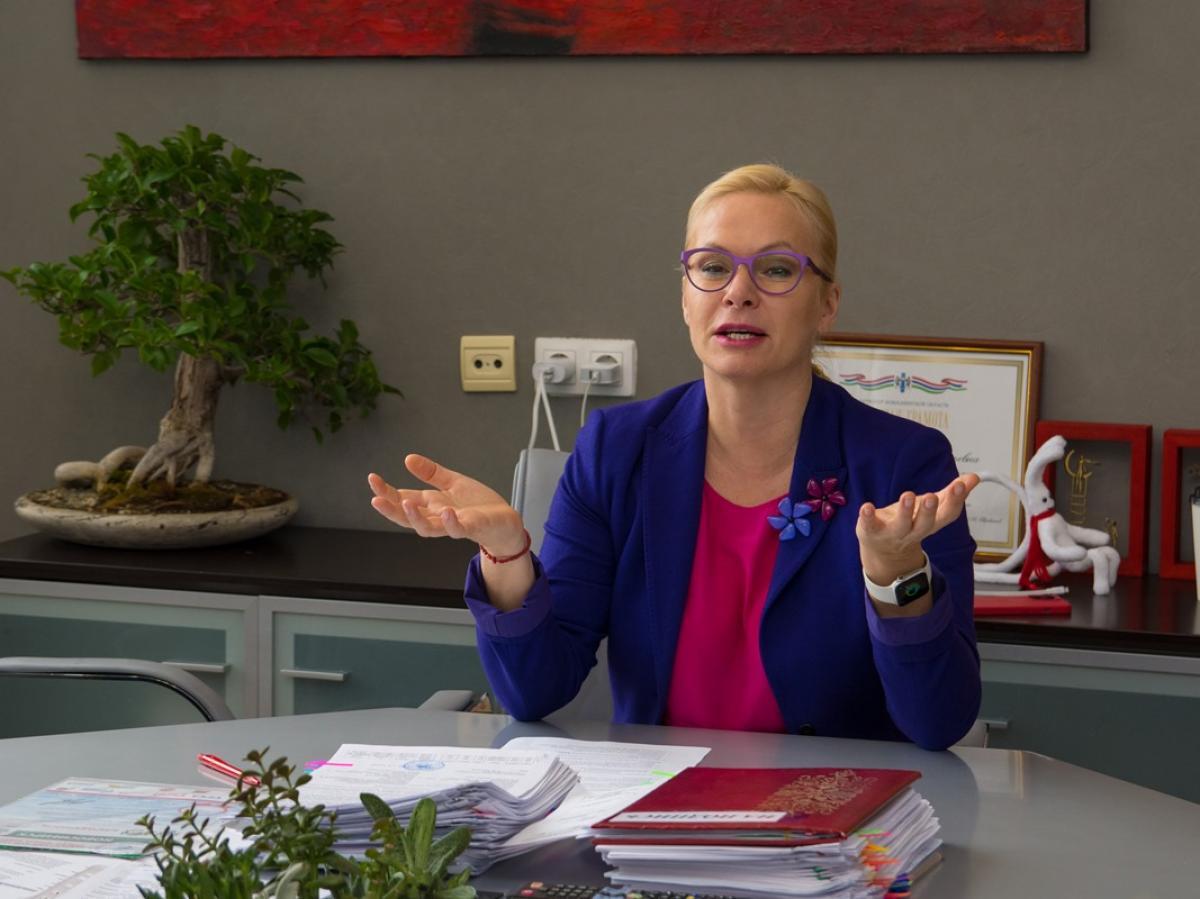 ВРУЧЕНИЕ НАГРАД ЗА  ОКАЗАННУЮ ПОМОЩЬ В ОРГАНИЗАЦИИ И ПРОВЕДЕНИИ «ЛЫЖНИ РОССИИ»