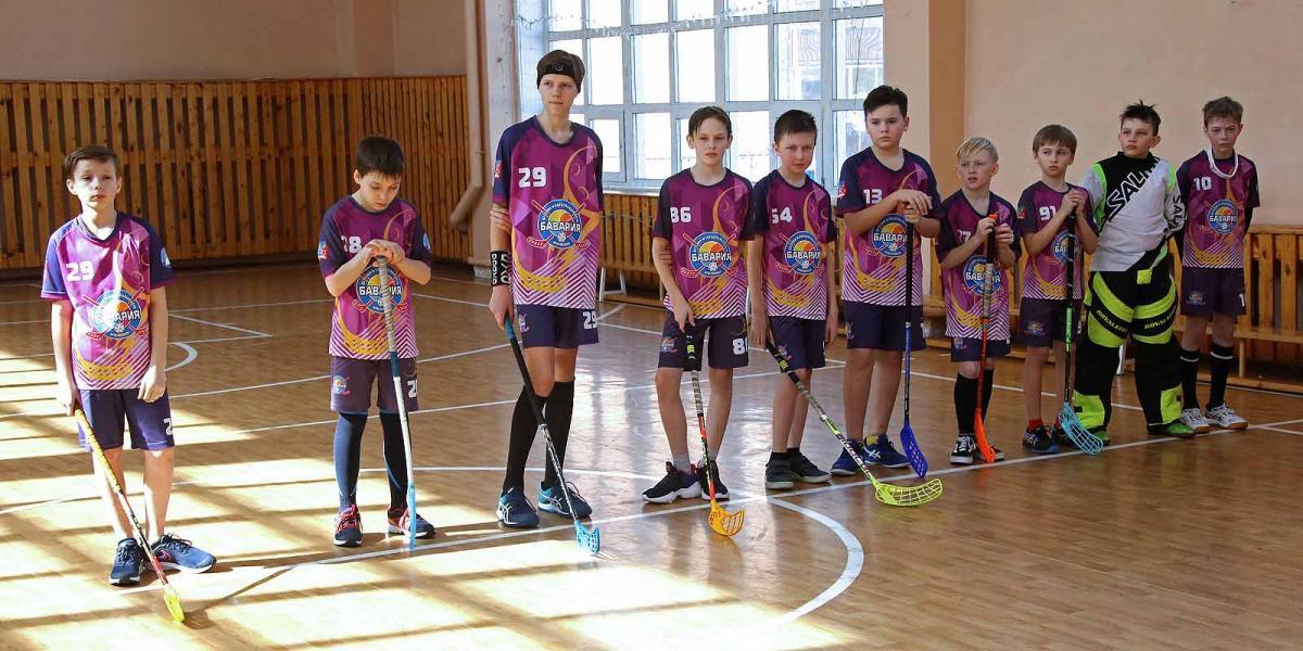 Детская Флорбольная Лига. Финальные игры