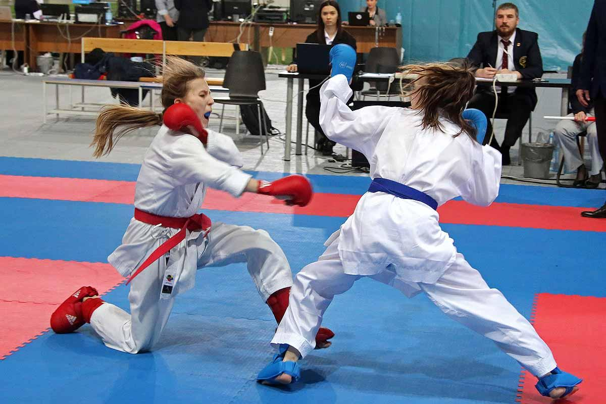 Всероссийские соревнования по каратэ «Кубок Успеха»