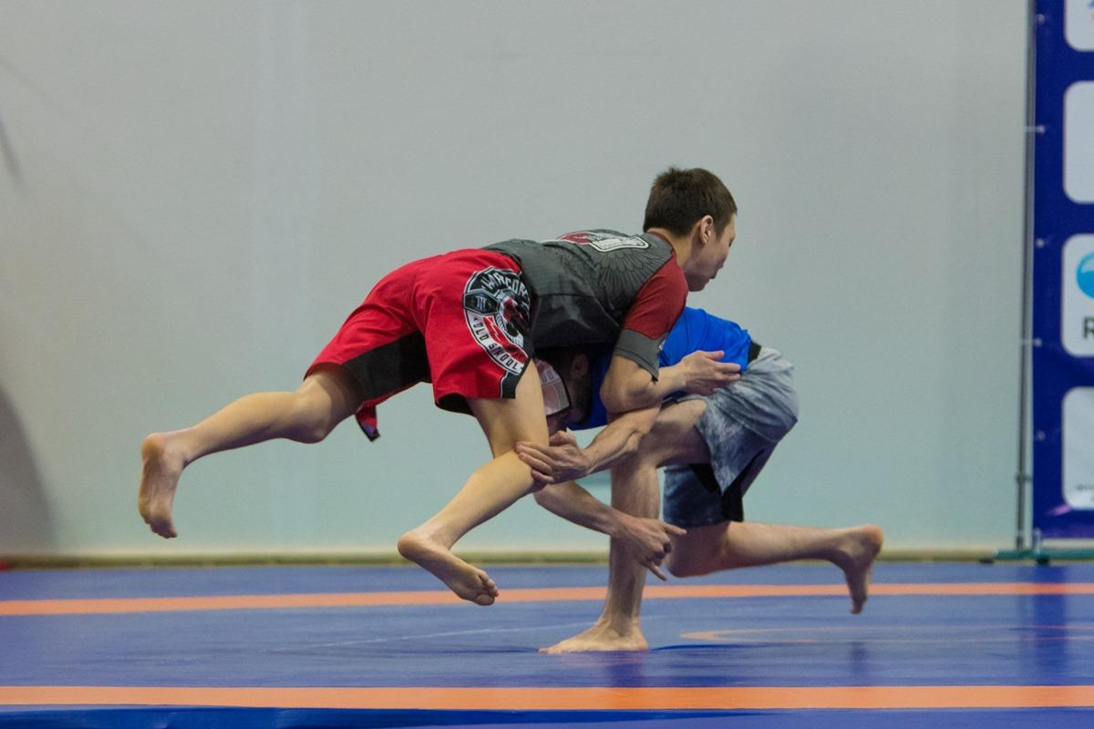 Всероссийские соревнования по спортивной борьбе «Кубок Единства»