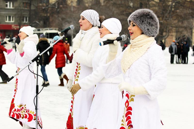 Спортивный праздник в честь открытия Олимпиады
