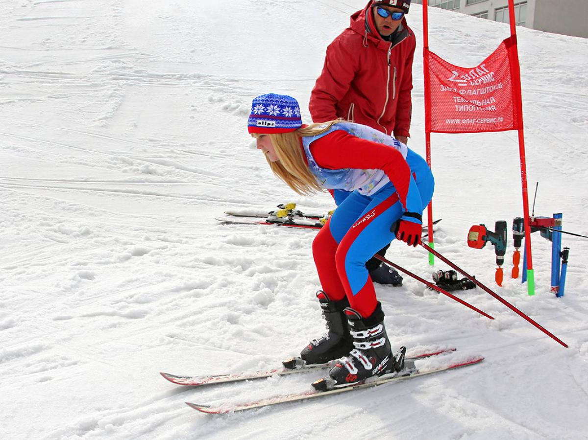 Завершение горнолыжного сезона.