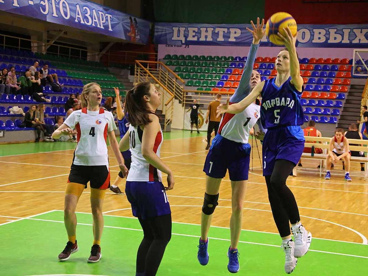 Чемпионат Новосибирска по баскетболу 3Х3. Финал.