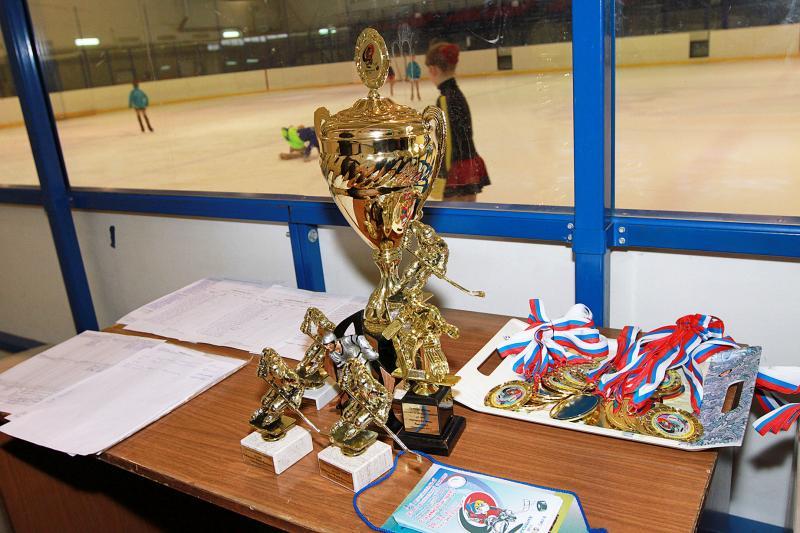 III турнир по хоккею памяти В. Высоцкого