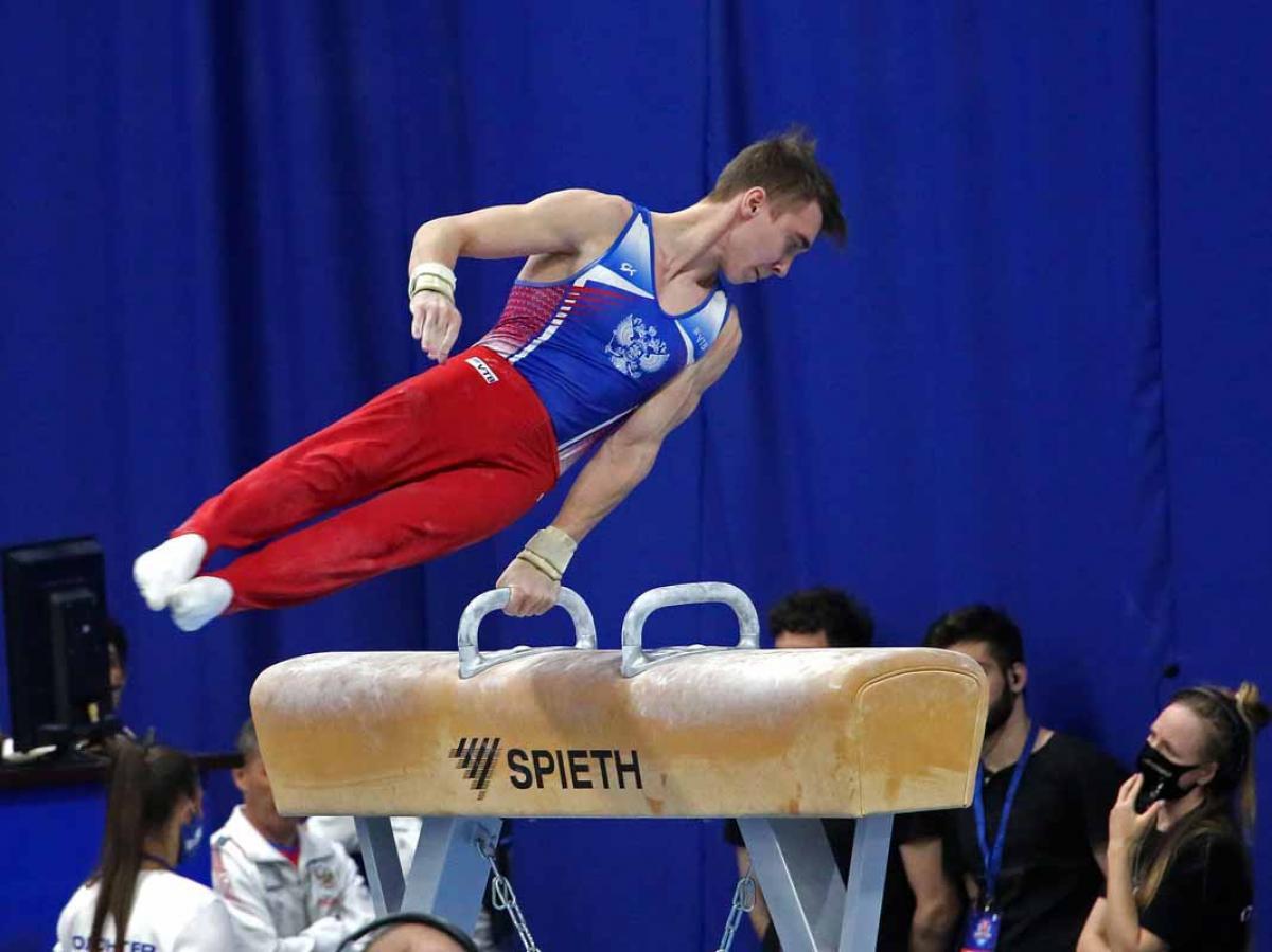 Кубок России по спортивной гимнастике