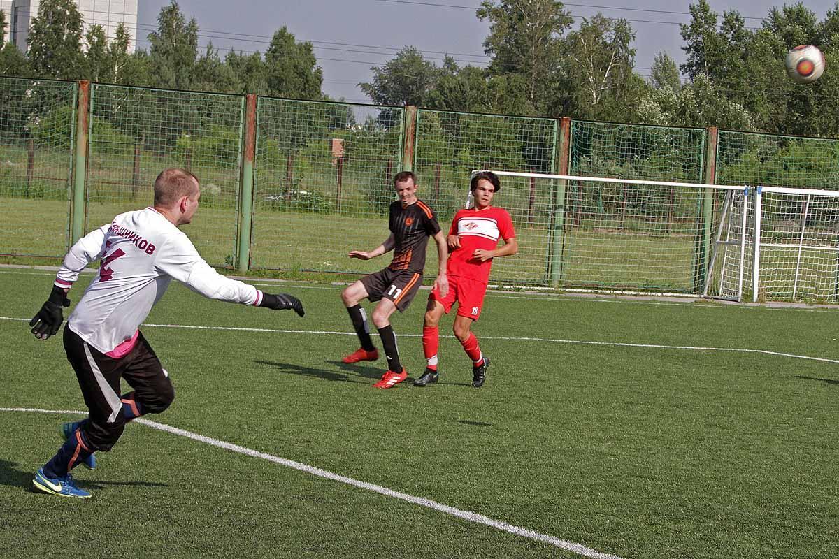 Чемпионат Новосибирска по футболу